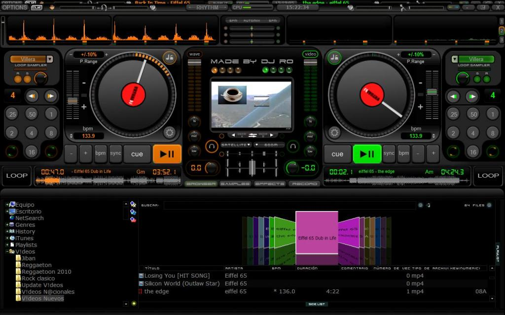 Atomix virtual dj 3 4 free download - Backstage