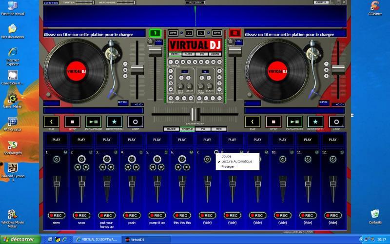 LOGICIEL CONTROL MP3 POUR E2 DJ TÉLÉCHARGER HERCULES