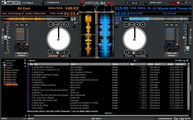 Serato skin for virtual dj pro free download   Numark Mixtrack Pro 3