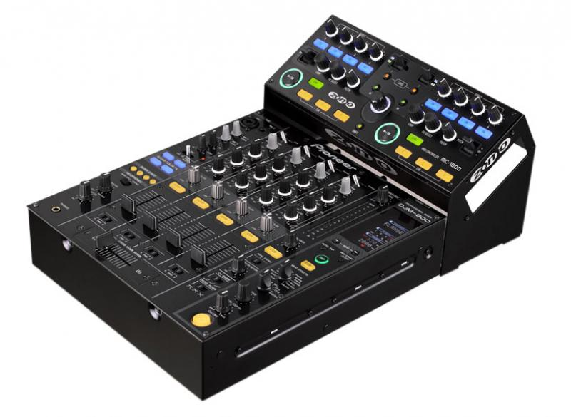 virtual dj software new controleurs dj usb mp3 zomo mc 1000. Black Bedroom Furniture Sets. Home Design Ideas