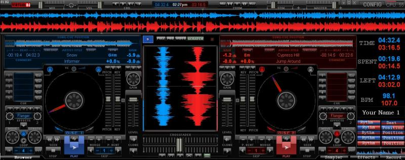 virtual dj 8 beta  crack