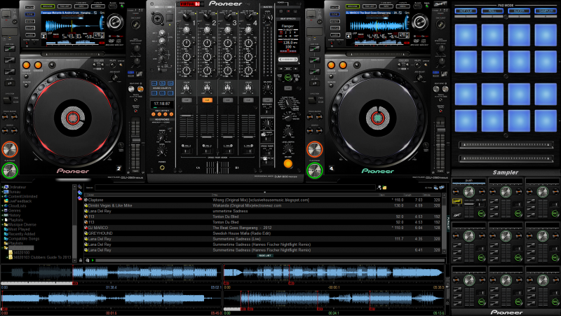 free download pioneer dj software full version