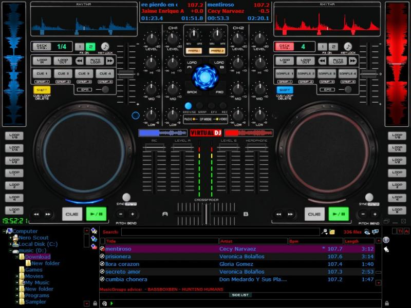 download atomix virtual dj professional 5.0.7