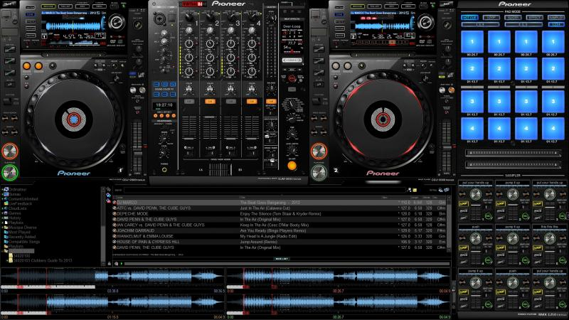 Virtual dj music mixer for android download.