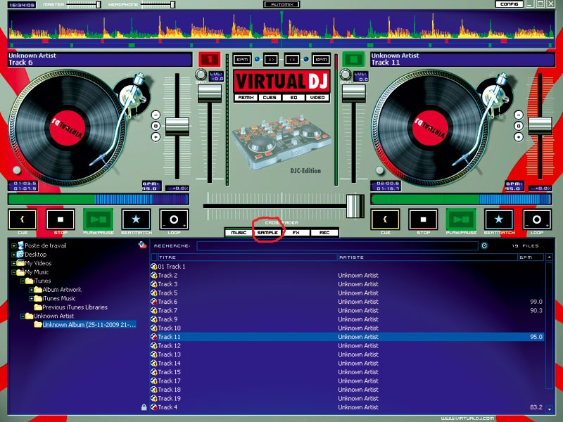 virtual dj 5.2.2 djc edition