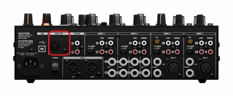 Mixer For Virtual Dj VIRTUAL DJ SOFTWARE - Berhinger Nox 606 + Virtual Dj Pro