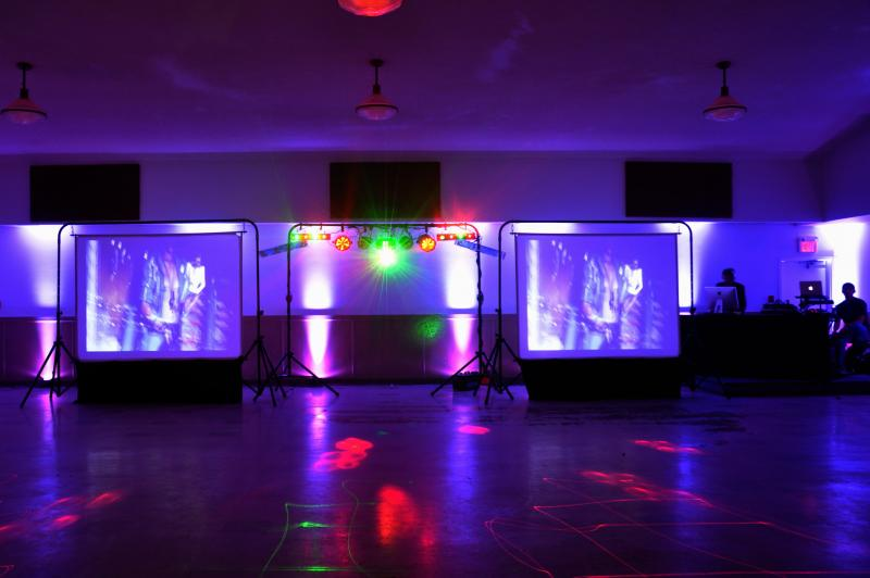 DJ Software - VirtualDJ - In my journey for a rear projection setup
