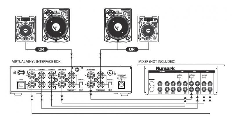 virtual dj software help numark virtual vinyl forum hardware technical support