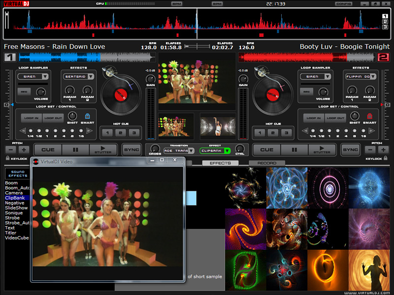 free download virtual dj pro 7.03 full version latest with crack