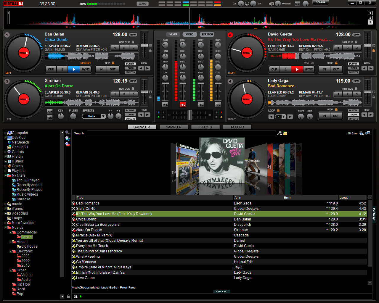 atomix virtual dj professional 5.2.1