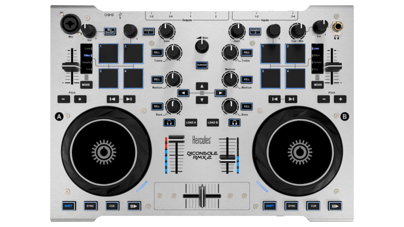 numark mixtrack pro 3 manual