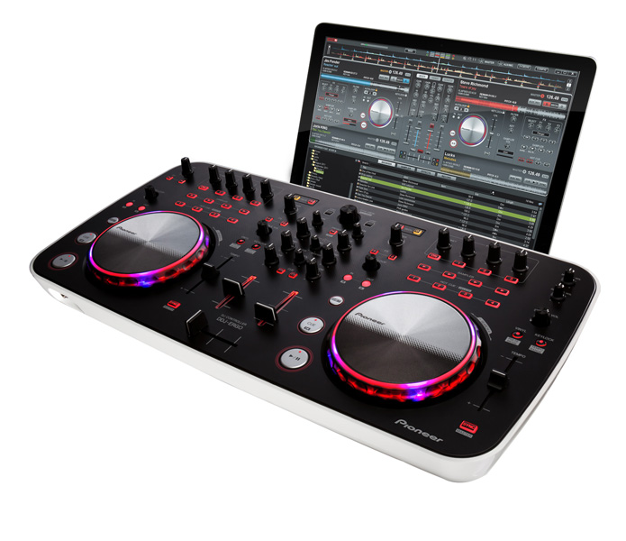 table de mixage virtual dj
