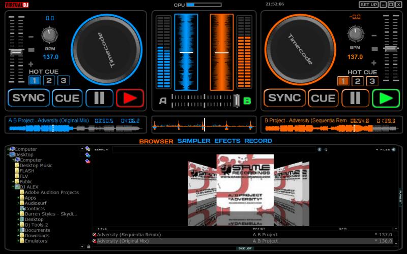 descargar dj virtual 8 pro