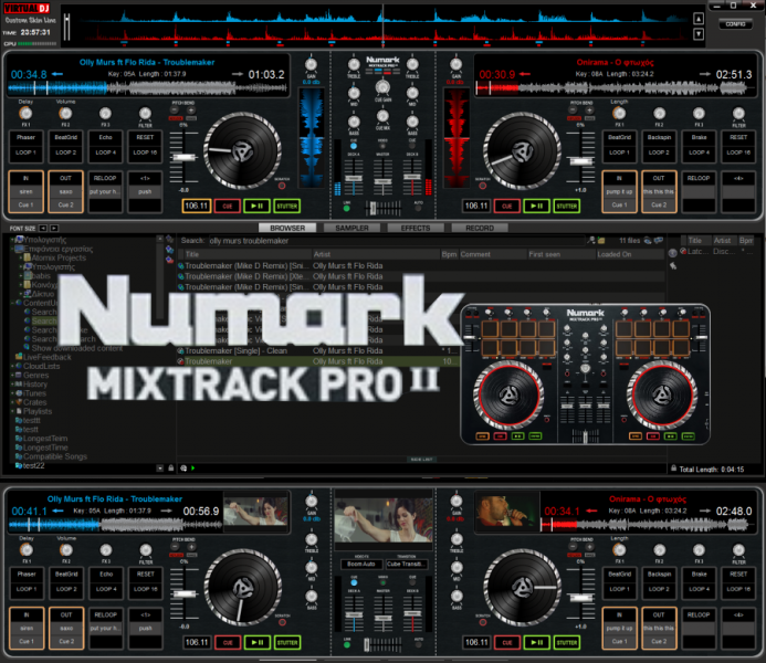 Numark virtual dj le download | Numark CUE 5 0 R2  2019-02-28