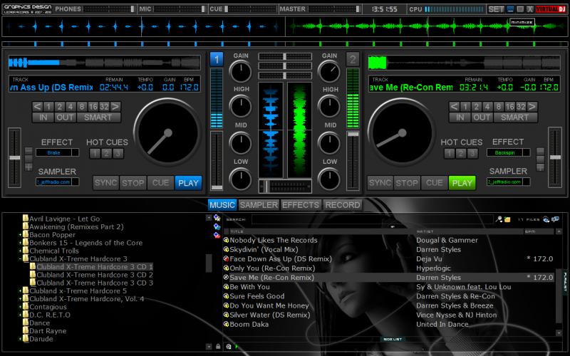 virtual dj pro 7 free download zip