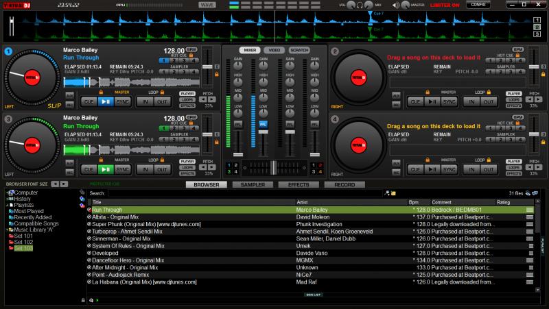 DJ Software - VirtualDJ - *** UPDATE *** DN-MC6000 Enhanced