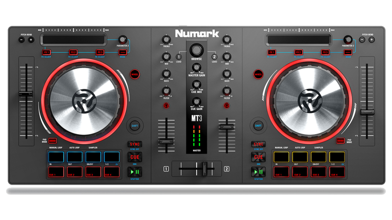 virtual dj pro video mixing