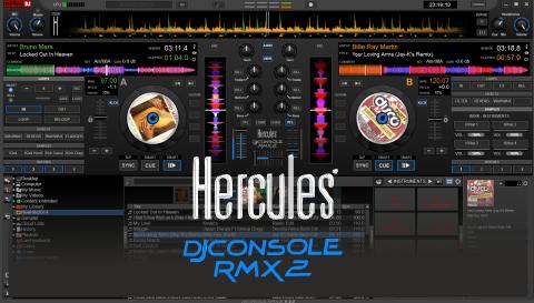CONSOLE TÉLÉCHARGER PILOTE HERCULE RMX GRATUIT DJ